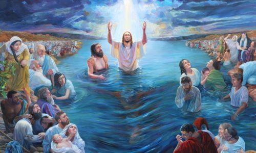 BOTEZ CREȘTIN NOU-TESTAMENTAL 22 AUGUST 2003