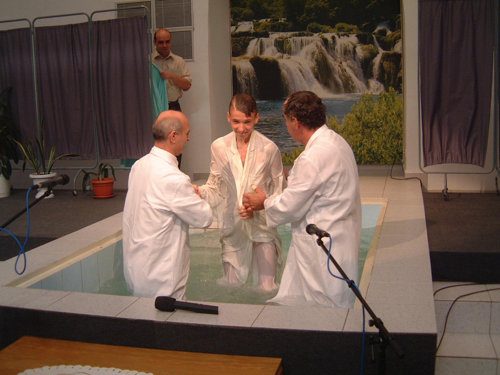 tanar imediat dupa botez 22august2003