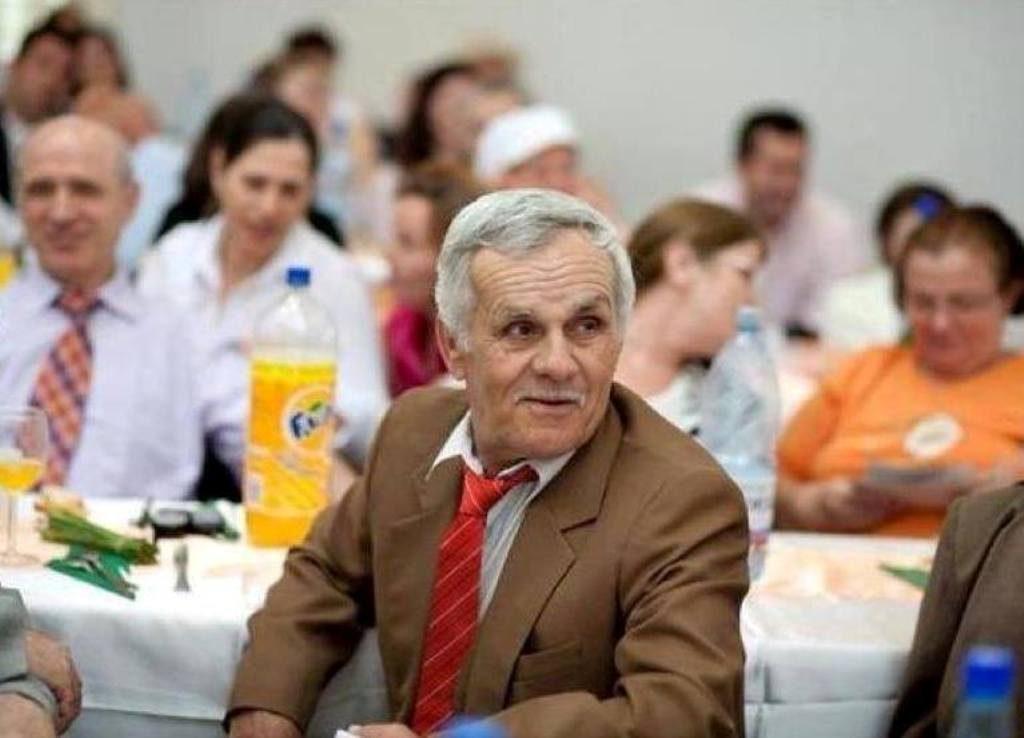 FRATELE ARON BRATU A TRECUT IN VESNICIE