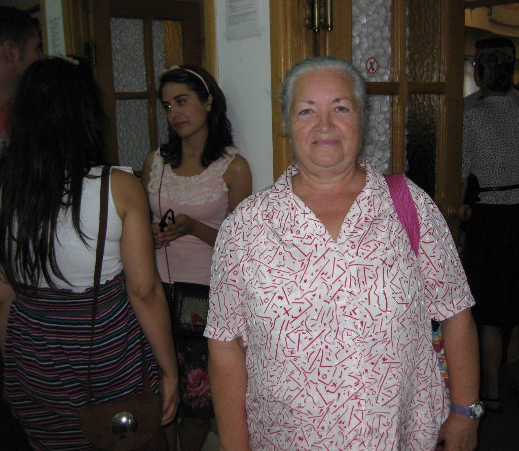 SORA RODICA IONESCU ESTE DE NEINLOCUIT PENTRU NOI TOTI - 20 IULIE 2012