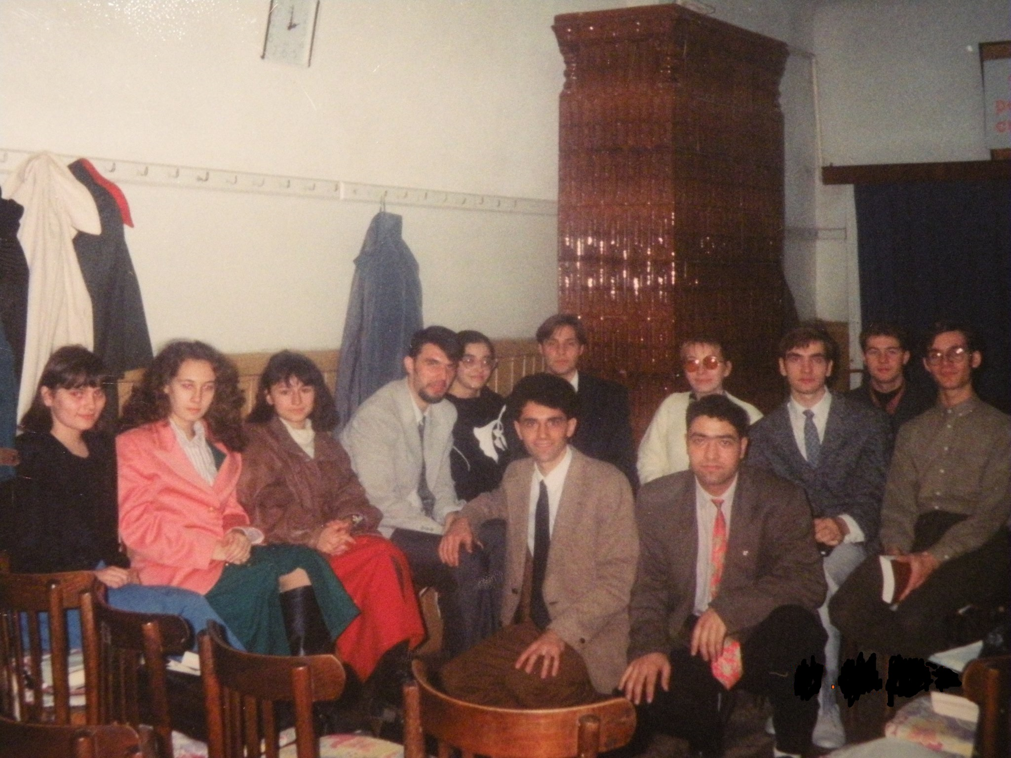 TINERI BISERICA CRESTINA DUPA EVANGHELIE DRAGOS VODA BUCURESTI 1997