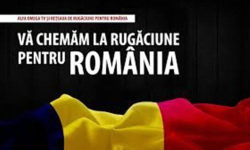 CHEMARE LA 21 DE ZILE DE POST ȘI RUGĂCIUNE PENTRU REFERENDUMUL DIN 7 OCTOMBRIE 2018