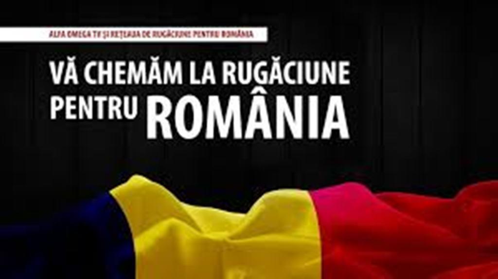 CHEMARE LA 21 DE ZILE POST SI RUGACIUNE PENTRU REFERENDUMUL DIN ROMANIA
