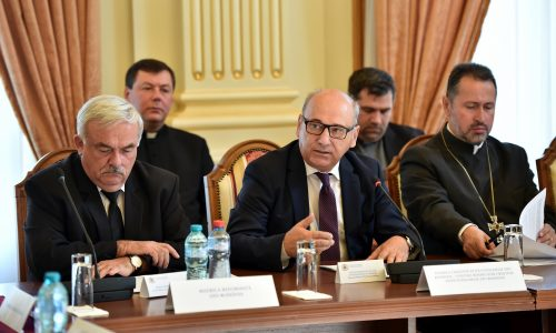 CONSILIUL CONSULTATIV AL CULTELOR DIN ROMÂNIA ÎNDEAMNĂ CETĂȚENII ROMÂNI SĂ PARTICIPE LA REFERENDUM ȘI SĂ VOTEZE DA PENTRU FAMILIA BINECUVÂNTATĂ DE DUMNEZEU