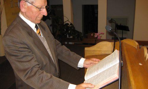 PETRICĂ PLEȘA A VIZITAT BISERICA ANTIOHIA ȘI A VORBIT DESPRE SECRETUL UNITĂȚII