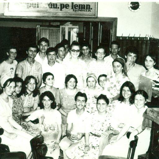 CORUL BISERICII CRESTINE DUPA EVANGHELIE DRAGOS VODA BUCURESTI IN ANUL 1979