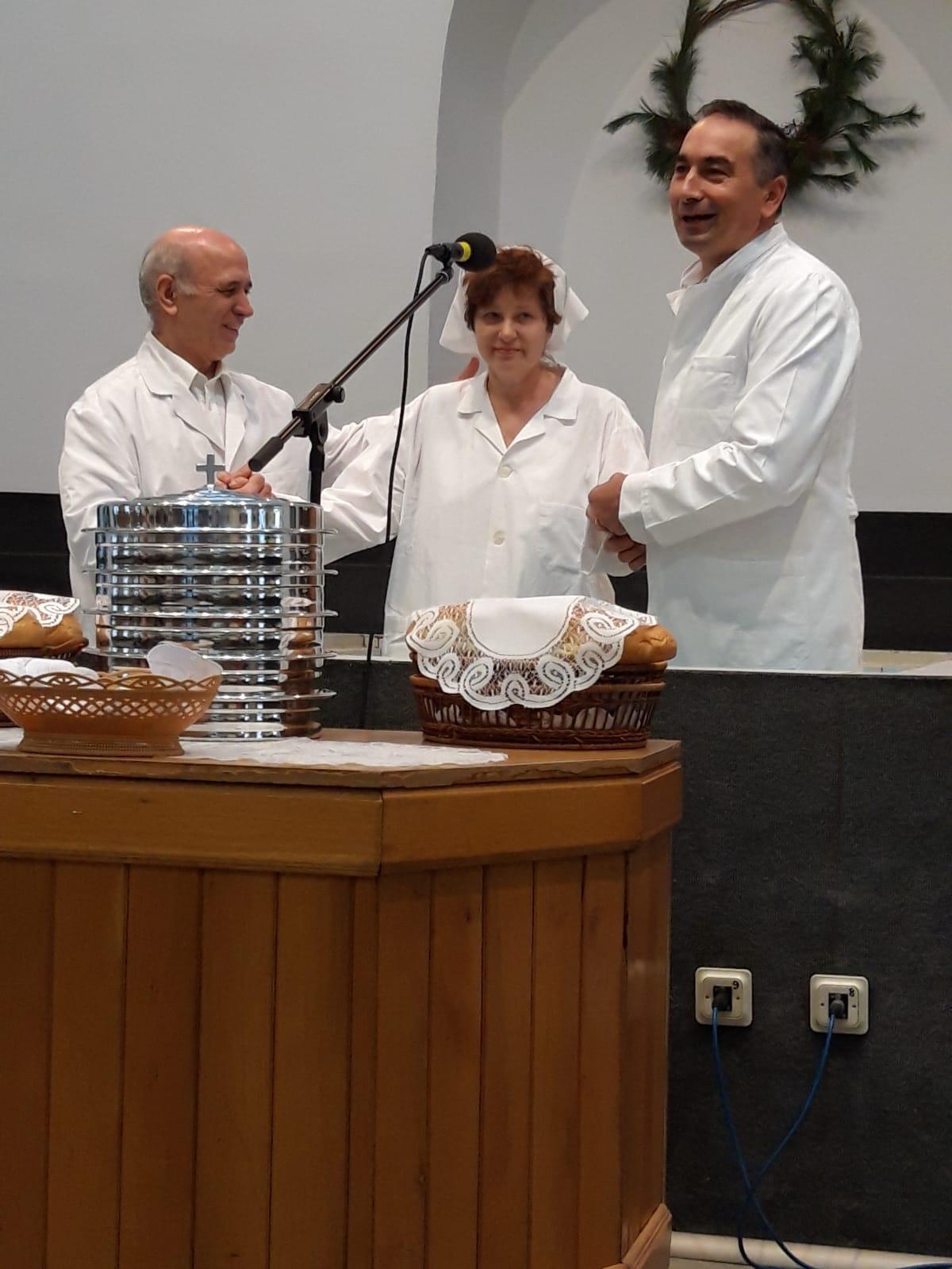 BISERICA ANTIOHIA BUCURESTI - SORA CARE A FOST BOTEZATA IN ZIUA DE DUMINICA 29 DECEMBRIE 2019