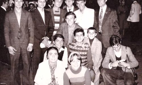 CORUL BISERICII DRAGOȘ VODĂ BUCUREȘTI – DOAMNE, ASCULTĂ RUGĂCIUNEA NOASTRĂ! – 18 SEPTEMBRIE 1977