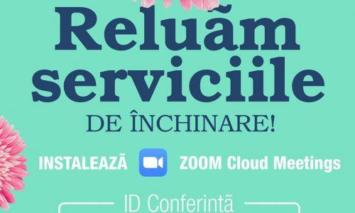 BISERICA ANTIOHIA REIA SERVICIILE DE ÎNCHINARE EXCLUSIV ONLINE