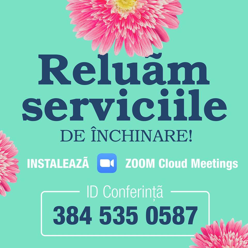 BISERICA ANTIOHIA BUCURESTI REIA SERVICIILE DE INCHINARE EXCLUSIV ONLINE
