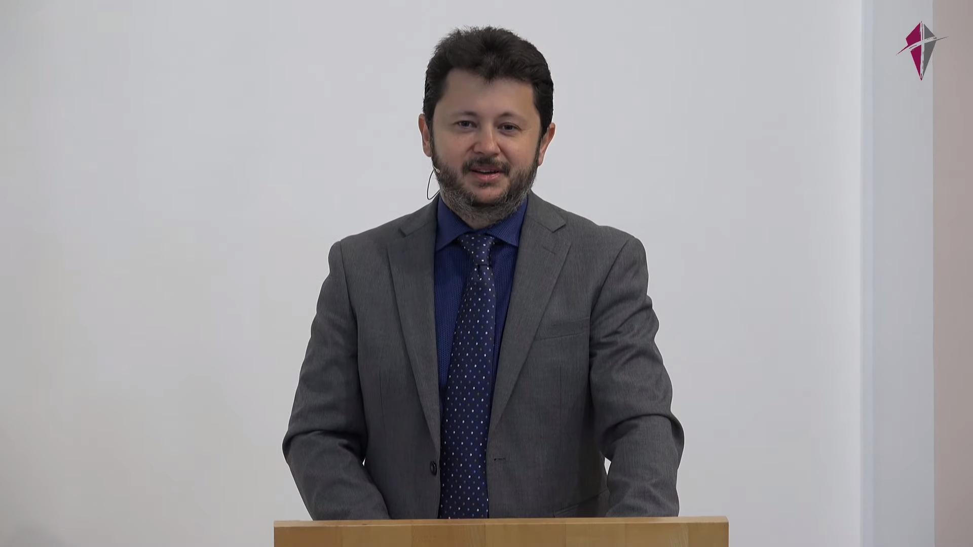 RADU OPREA - PASTOR BISERICA BAPTISTA EMANUEL TIMISOARA