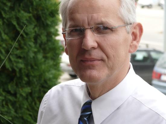 VIOREL IUGA - SECRETAR GENERAL ALIANTA EVANGHELICA DIN ROMANIA